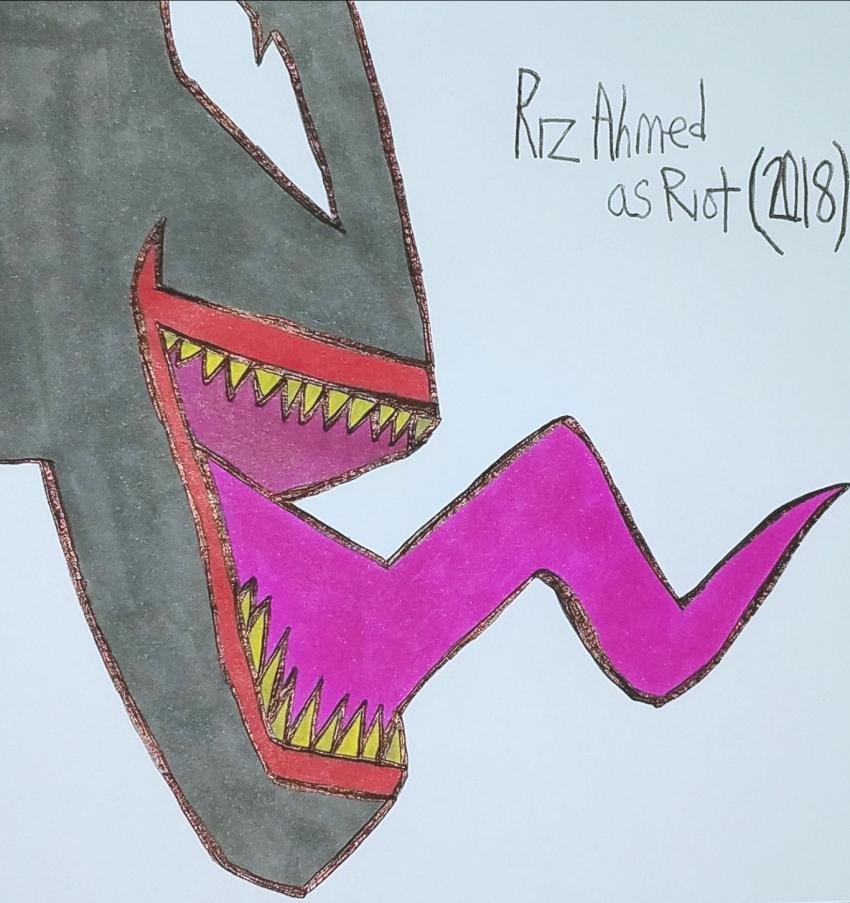 Riz Ahmed par armattock